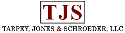 TARPEY, JONES & SCHROEDER, LLC, Logo